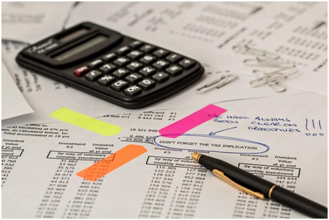 Bookkeeping Issues